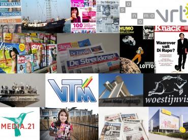 Een halve eeuw media in Vlaanderen – deel 2