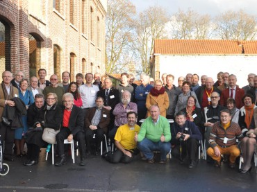 Succesvolle jaarvergadering in Kortrijk