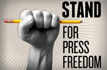 Persvrijheid… maar niet overal en voor iedereen