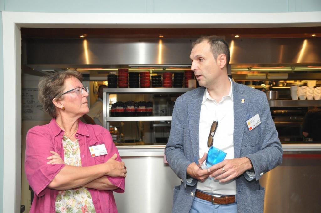 Kristin Spiessens en Ronny Van Cutsem