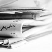 Digitale kranten vangen daling papieren verkoop op?