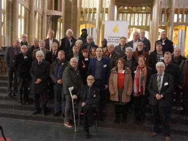 Beeldenverhaal algemene vergadering 2016