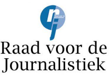 Raad voor Journalistiek herformuleert drie artikels