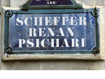 Reizen met boeken: Parijs