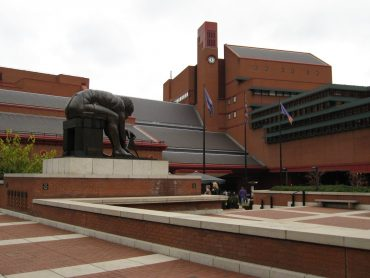 The British Library: Must See in London