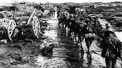 De Groote Oorlog, Westhoek 1917