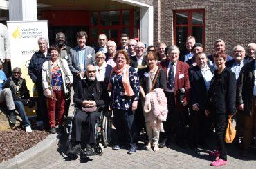 Statutaire vergadering van de Vlaamse Journalisten Vereniging in Hasselt