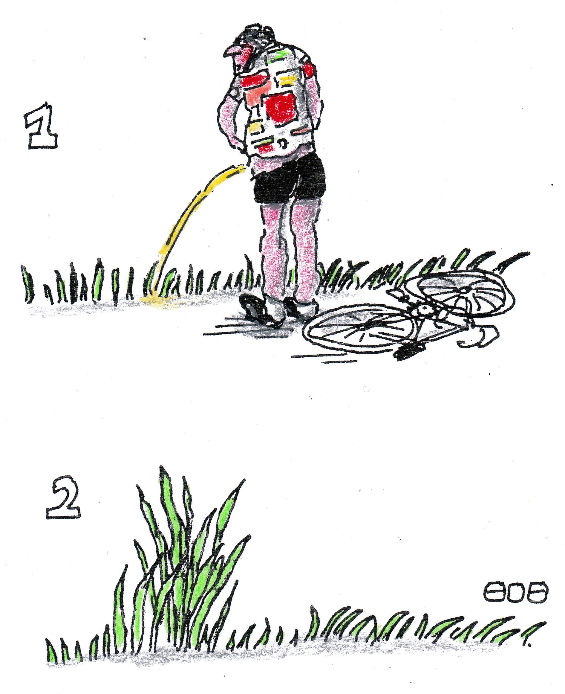 Doping fietser