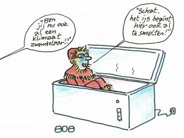 Onze VJV-cartoonisten: Bob Vincke