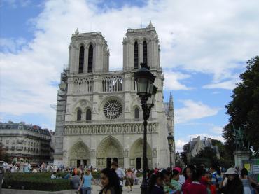 Notre-Dame de Paris: een eerbiedwaardige Dame