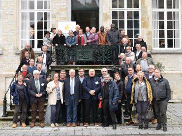Winters bezoek aan Oudenaarde