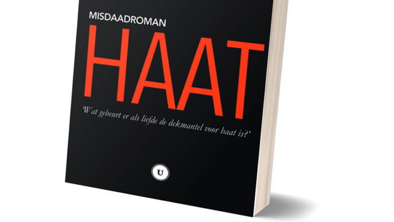 "Gerda Sterk bespreekt het boek ""Haat"" van Freddy Michiels"