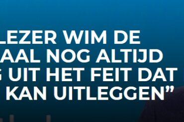 VJV-leden stellen zich voor: Sander Di Monaco