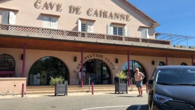 Cairanne is de voornaam van mijn kleinzoon