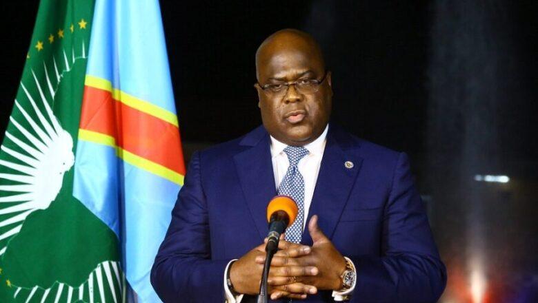 President Tshisekedi over COVID en Congo